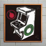 Chalkboard Arcade App Icon